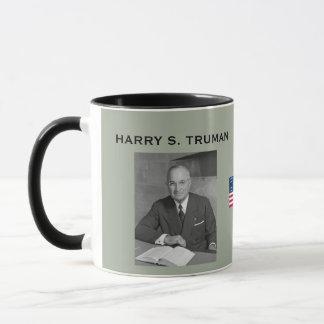 Presidente Truman, Harry S. Caneca
