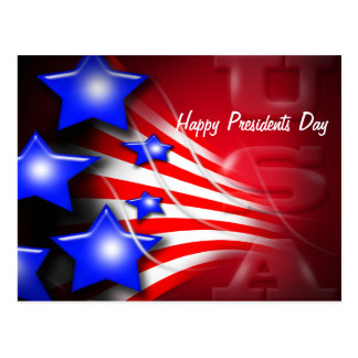 Presidentes Dia Cartão