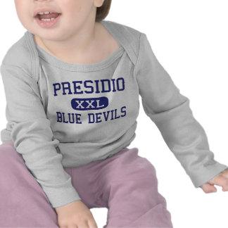 Presidio - depressão nervosa - alto - Presidio T-shirts