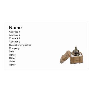Preste serviços de manutenção a Bell na caixa do Cartão De Visita