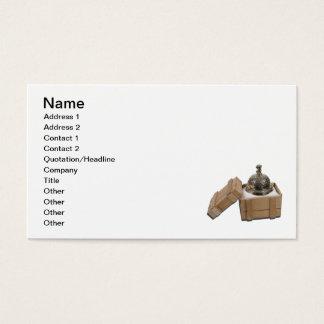 Preste serviços de manutenção a Bell na caixa do Cartão De Visitas