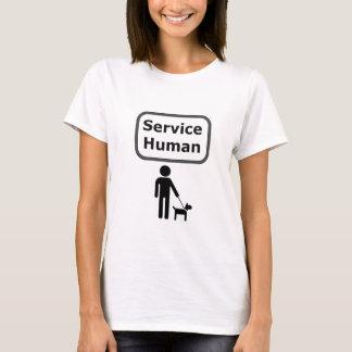 Preste serviços de manutenção à camisa humana