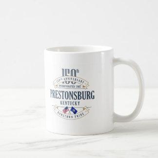 Prestonsburg, caneca do aniversário de Kentucky