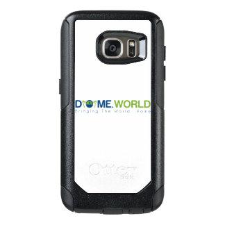 Preto da galáxia S7 de Dome.World OtterBox Samsung