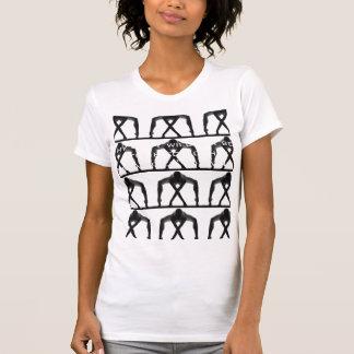 Preto de da Vinci T-shirts