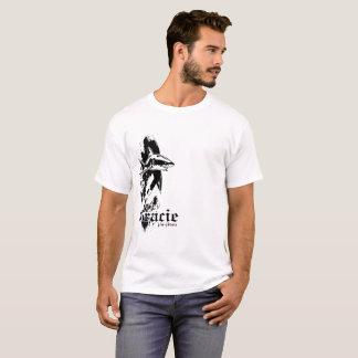Preto de Gracie Jiu-Jitsu 2 Camiseta