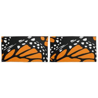 Preto, design da asa da borboleta de monarca de