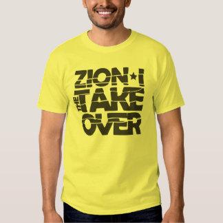 Preto do logotipo da aquisição maioritária tshirt