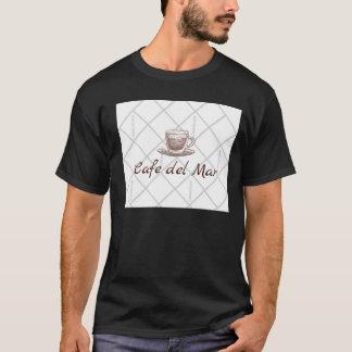 Preto do t-shirt dos homens camiseta