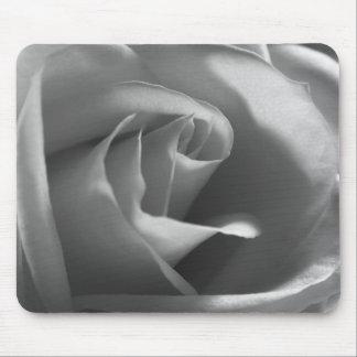 Preto-e-Branco-Rosa Mouse Pad