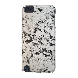 Preto extravagante ou branco capa para iPod touch 5G