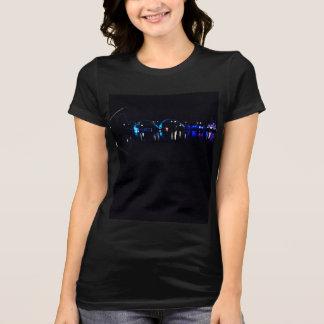 Preto. Genial. Moderno. Adolescente Camiseta