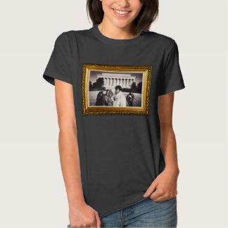 Preto T do funk do problema T-shirts