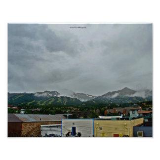 Primavera Breckenridge, Colorado Impressão De Foto