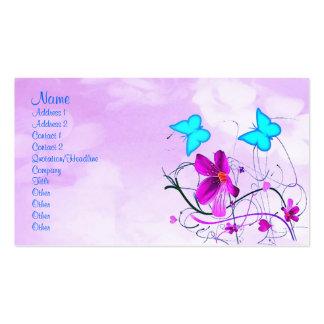 Primavera Cartão De Visita