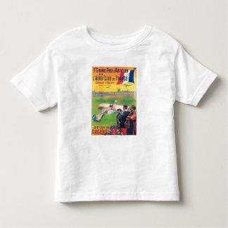 Primeira aviação Prix grande Camiseta Infantil