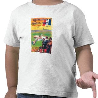 Primeira aviação Prix grande Tshirt