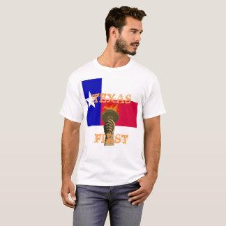 Primeira camisa de Texas