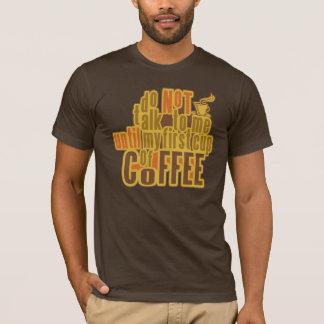 PRIMEIRA camisa do CAFÉ - escolha o estilo, cor