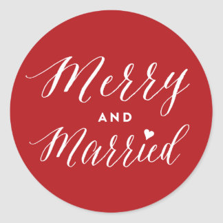 Primeira etiqueta alegre e casada do feriado do