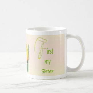 Primeiramente meu Sister© Caneca