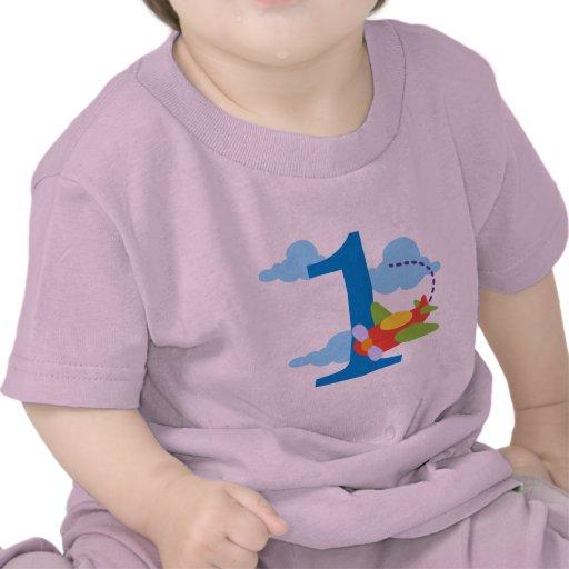 Primeiro aniversario de Grandchilds T-shirt