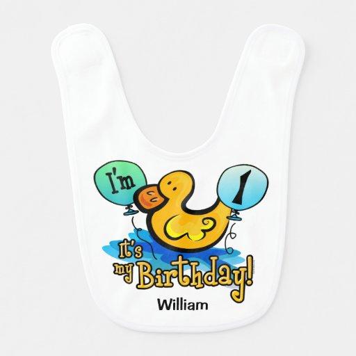Primeiro aniversario Ducky Babador