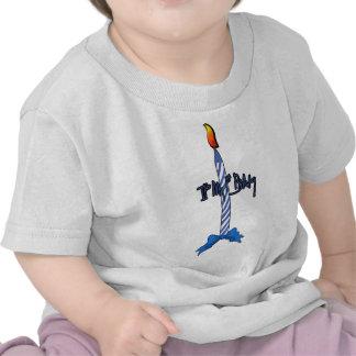 Primeiro bebê tshirt