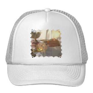 Primeiro chapéu de basebol do comunhão boné