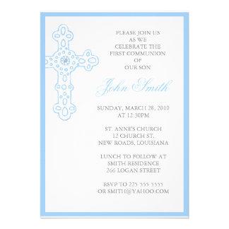 Primeiro comunhão convite personalizados