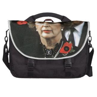 Primeiro ministro de Margaret Thatcher Mala Para Notebook