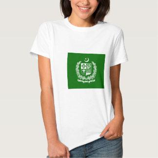 Primeiro ministro de Paquistão, Paquistão Camisetas