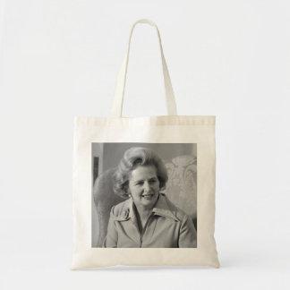 Primeiro ministro Margaret Thatcher de Grâ Bolsa Tote