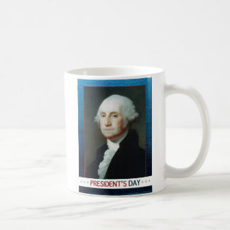 Primeiro presidente: George Washington Caneca De Café