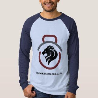 Primeiro Raglan Camisetas