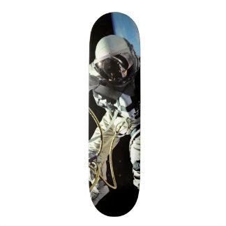 Primeiro Spacewalker americano Shape De Skate 18,1cm