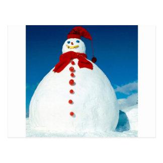 Primo de Frostys do inverno Cartões Postais