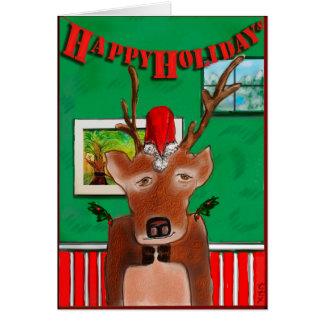 Primo de Rudolph o ó, vale Cartão