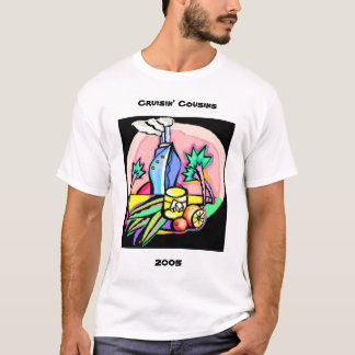 Primos de Cruisin Camiseta