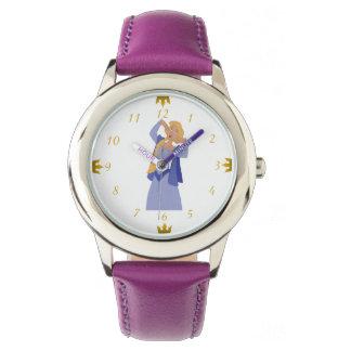 Princesa adolescente ODETTE Observação Relógio De Pulso