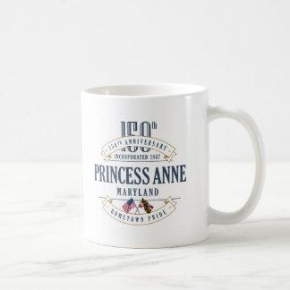 Princesa Anne, caneca do aniversário de Maryland