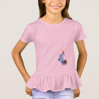 Princesa Camisa da ODETTE e da cisne da velocidade