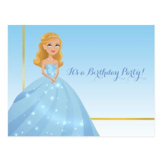 Princesa Cartão