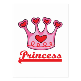 Princesa Cartão Postal