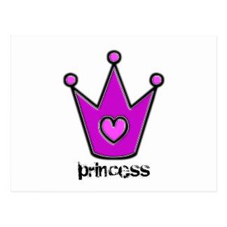 Princesa Cartao Postal