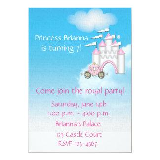 Princesa Castelo Convite
