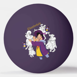 Princesa Chamberlin Sibilar Pong Bola da cisne