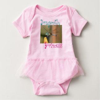 Princesa da libélula body para bebê