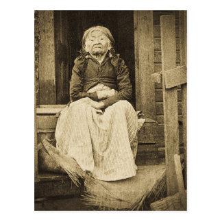 Princesa de Adeline de Seattle Washington 1896 Cartão Postal