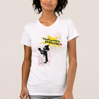 Princesa de TaeKwonDo!  2 Camisetas